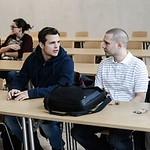 FHS Alumni Studierenden-Lunch: Vom Small Talk zum funktionierenden Netzwerk, 26. November 2015