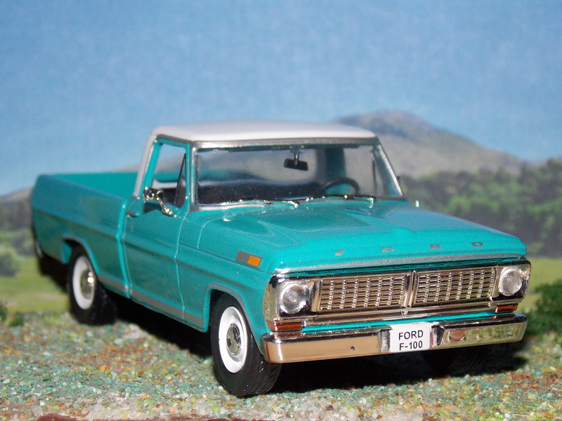 Ford F100 - 1978