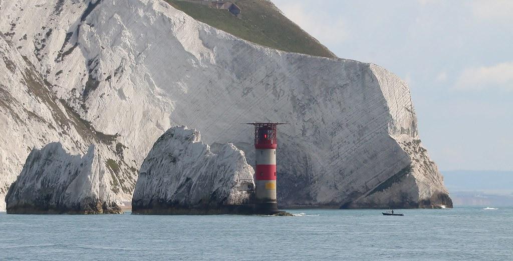 Needles Lighthouse - IOW (8) (Explored)