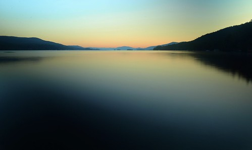 lake george water landscape new york adirondack still calm peaceful nikon d610 rwgrennan rgrennan ryan grennan nys travel sunrise long exposure wiawaka mountains islands morning dawn early nature smooth