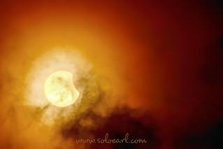 Ecuador Solar Eclipse