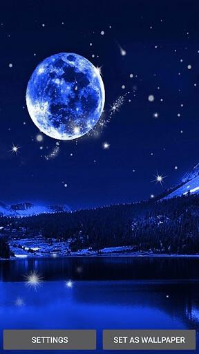 900 Wallpaper Pemandangan Bulan