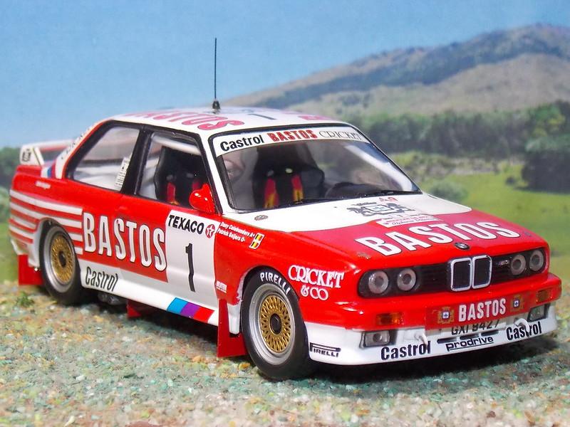 BMW M3 – Boucles Spa 1988