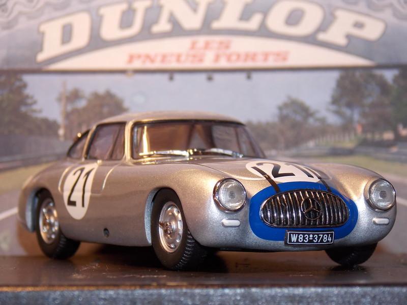 Mercedes Benz 300SL – Le Mans 1952