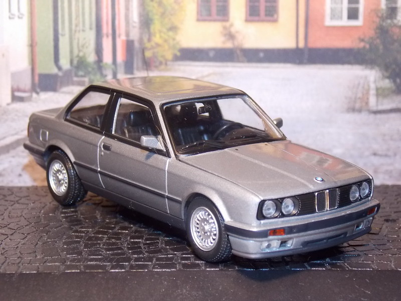 BMW Serie 3 (E30) – 1989