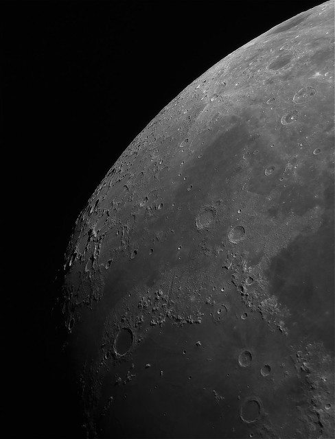 Moon Panorama - 05 May 2017