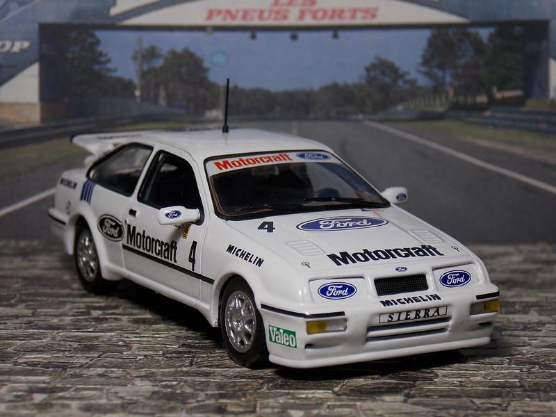 Ford Sierra RS Cosworth - Jarama 1988