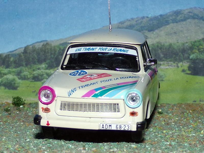 Trabant 601S - Montecarlo 1992