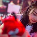 Ghost In The Shell World Premiere Red Carpet: Yamamoto Kaori