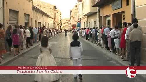 ElCristo - Videos - Intercomarcal TV - (2010-07-04) - Procesión subida