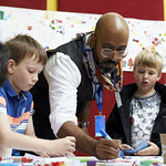 Ehsan Abdollahi leads a 'Big Draw' |