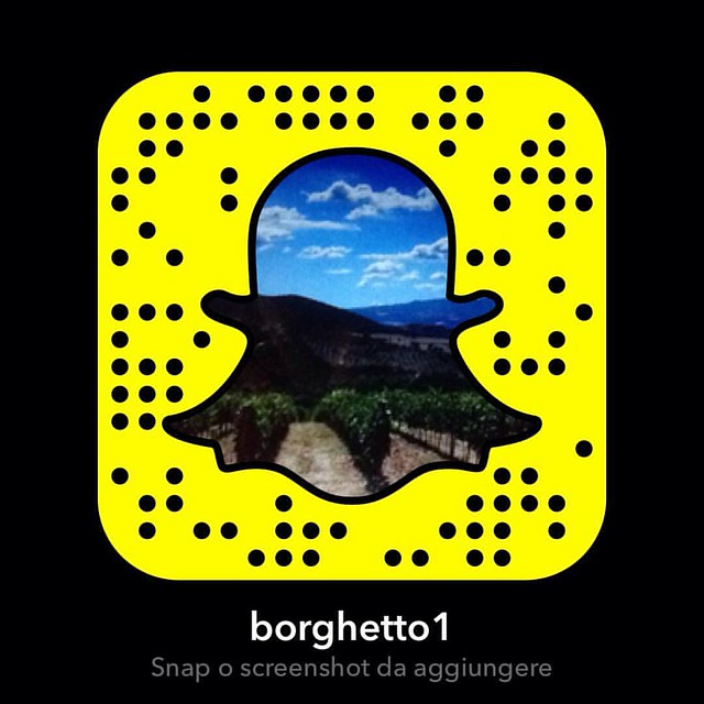 Thats our snapchat account! Please add me for more stories and images! 👍😊 #like #follow #snapchat #snap #add #me #borghetto #bb #montalcino #italy #discover #travel #enjoy