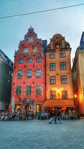 Old Town (Gamla Stan), Stockholm, Sweden | by Angkulet