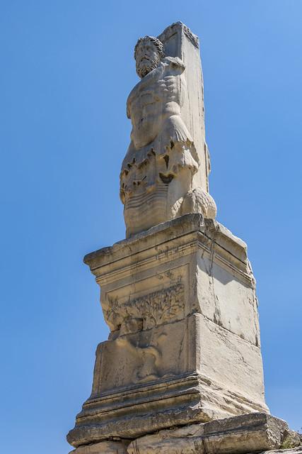 Ancient Agora - Athens, Greece