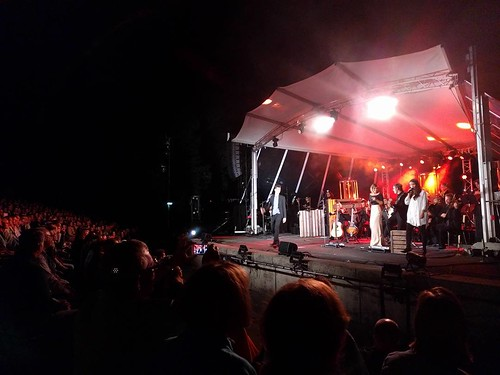 Hooverphonic at Amsterdamse Bostheater #concert