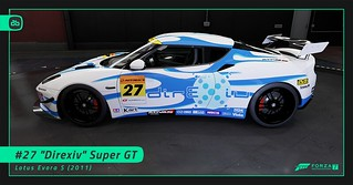 #27 Direxiv Super GT | by Alex-Banks [ABGRAPHICS]