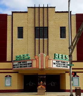 Rees Theater, Plymouth, IN | by LHAT_Photos
