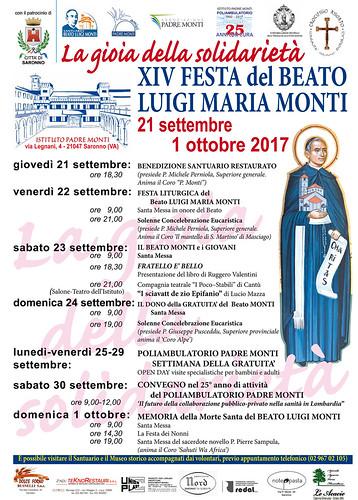 Volantino P.L.M. | by Coro Alpe di Saronno