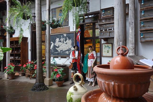 La Orotava: Casa de los Balcones