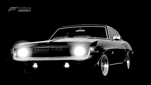 Camaro BW | by guivos1