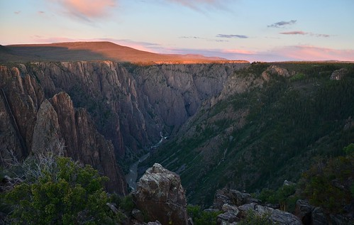 Black Canyon of the Gunnison NP | by tonyfernandezz