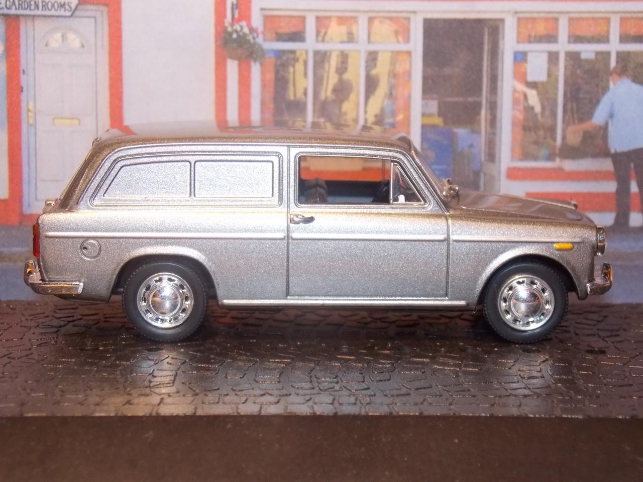 Lancia Appia Giardinetta Furgone – 1962