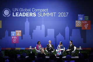 GA72 - UN Global Compact Leaders Summit | by UN Women Gallery