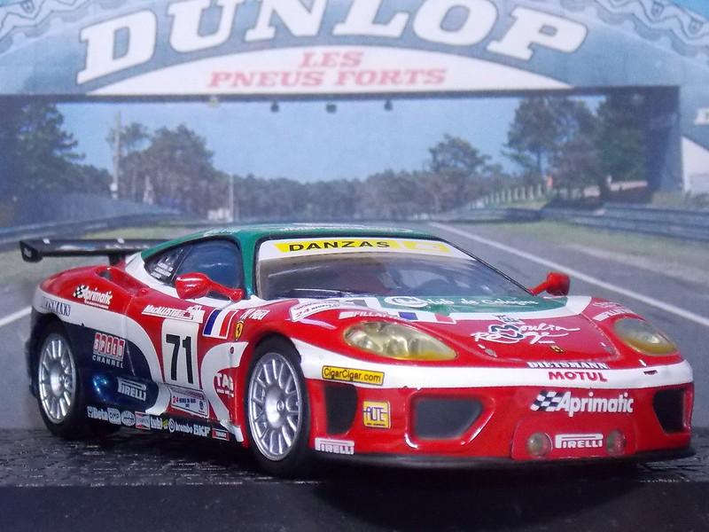 Ferrari 360 Modena – Le Mans 2002
