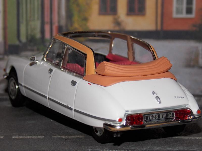 Citroën DS Decouvrable Chapron – 1970