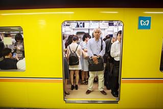 Japan metro. | by lskornog
