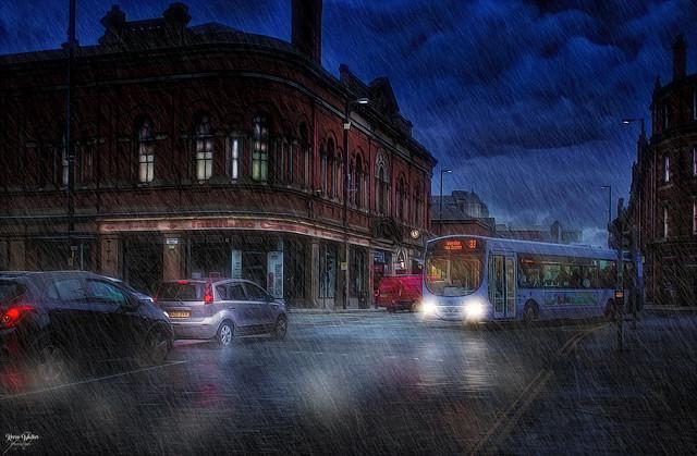 Liverpool Street, Manchester