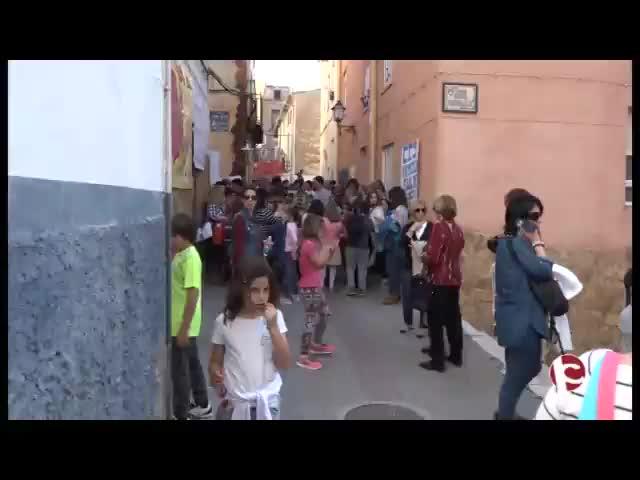 ElCristo - Videos - Intercomarcal TV - (2017-03-31) - I via Crucis para jovenes