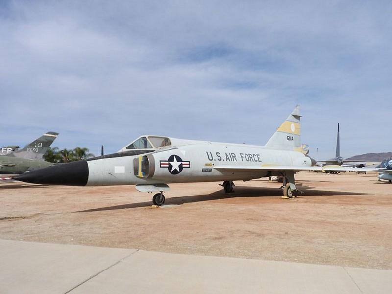 Convair F-102A Delta Dagger 1