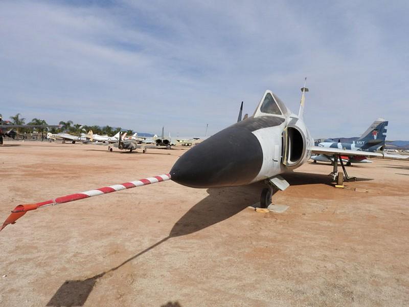 Convair F-102A Delta Dagger 3