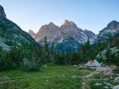 Sunrise at camp 2 | by snackronym