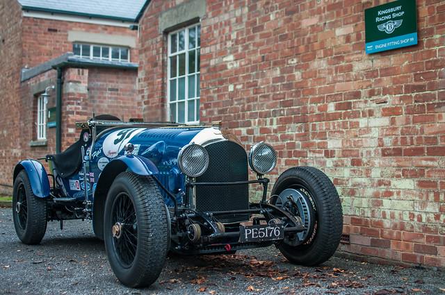 1925 Bentley 4.5 litre - PE 5176