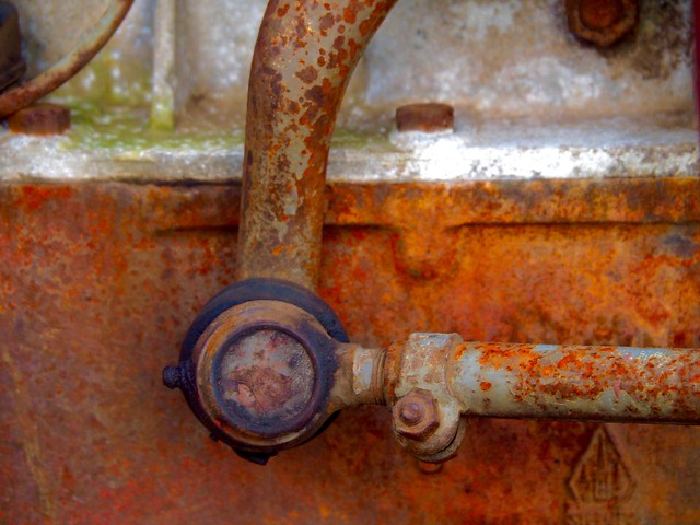 Old truck detail 3