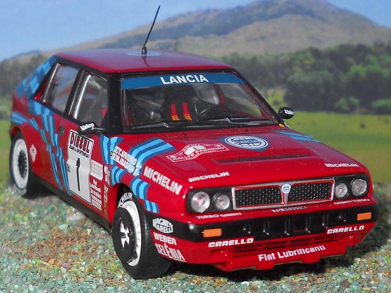 Lancia Delta Integrale 16V - San Remo 1989