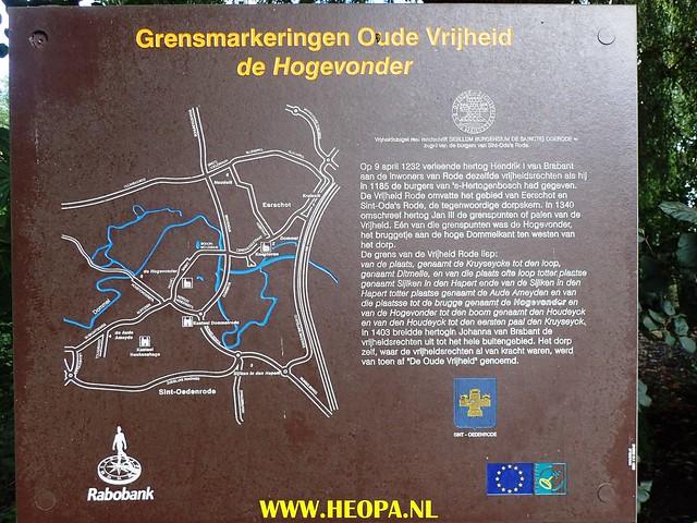 2017-09-16      -St. Oedenrode  OLAT 50 jaar    Jubileumtocht    28 Km (171)