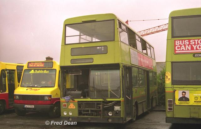 Dublin Bus KD338 (GSI338).