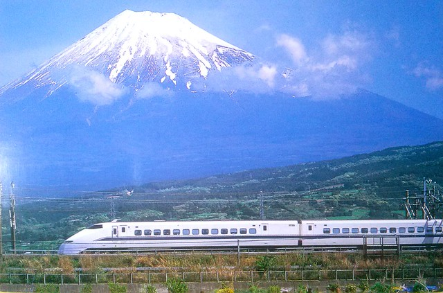 Mount Fuji & Shinkansen