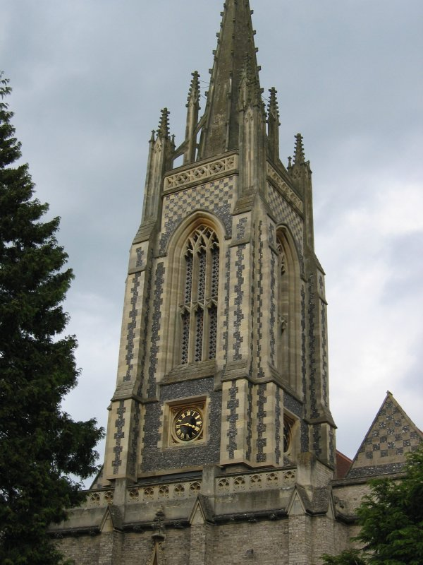 church in marlow