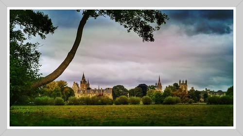 landscape oxford meadow