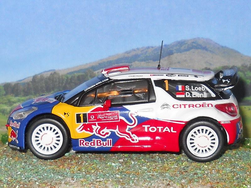Citroën DS3 WRC – Portugal 2011
