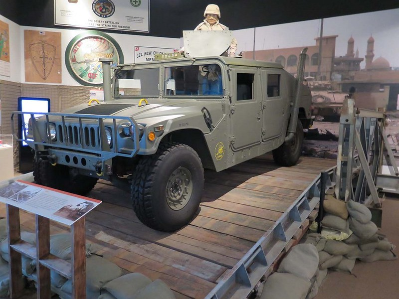 M1043 Up-Armored HMMWV 1