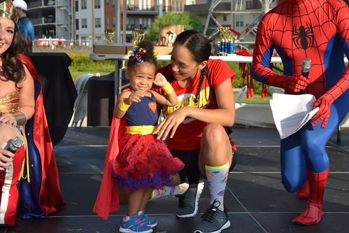 Super Baby: Supergirl, Jazlyn Skinner | by CASA of Travis County