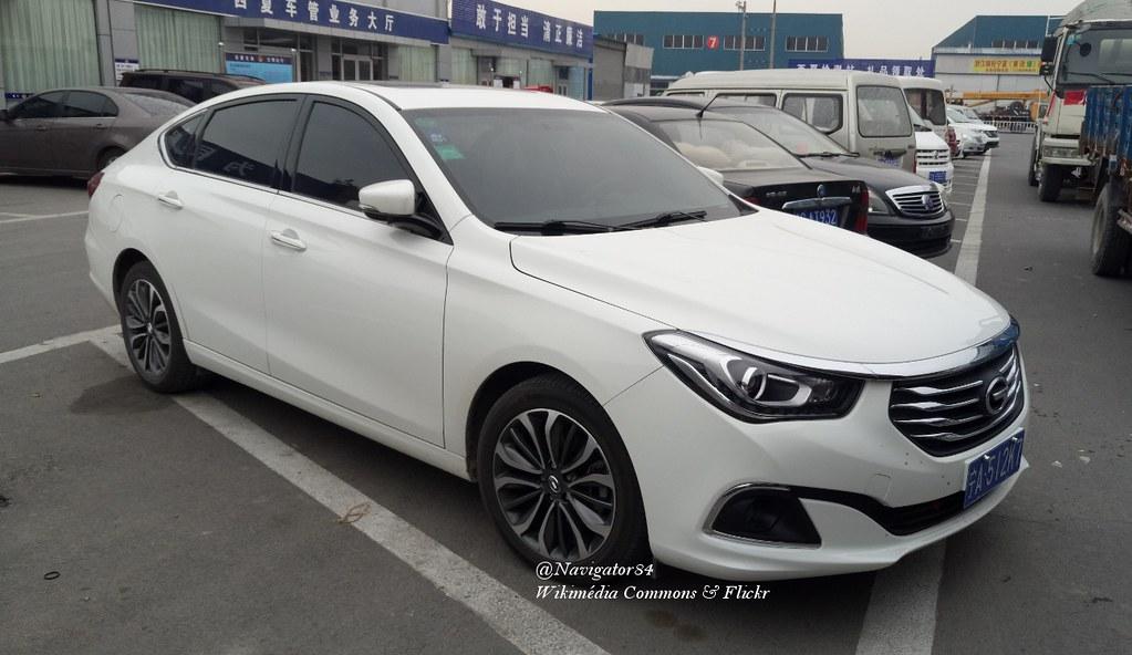 Trumpchi GA6 01 China 2017-03-29