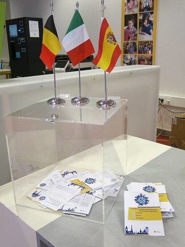 Receive a scratchcard at the libary   by provincie Antwerpen
