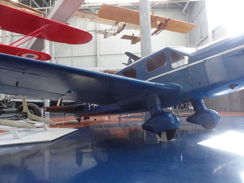 Caudron C. 630 Simoun 6