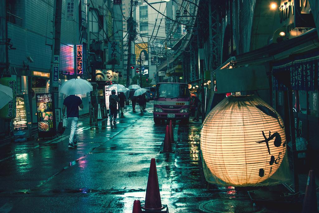 Shinbashi - Tokyo, Japan